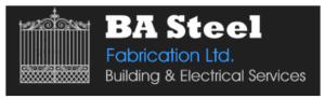 BA Steel Logo